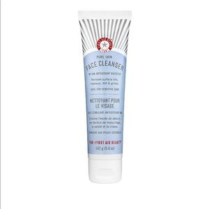 FAB pure skin face cleanser